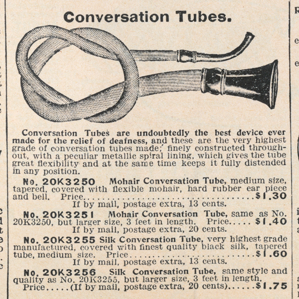 Conversation Tube